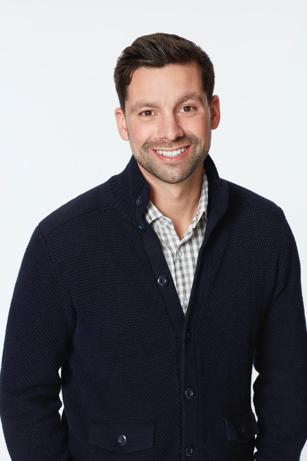 Michael Allio from Katie Thurston's 'Bachelorette' cast