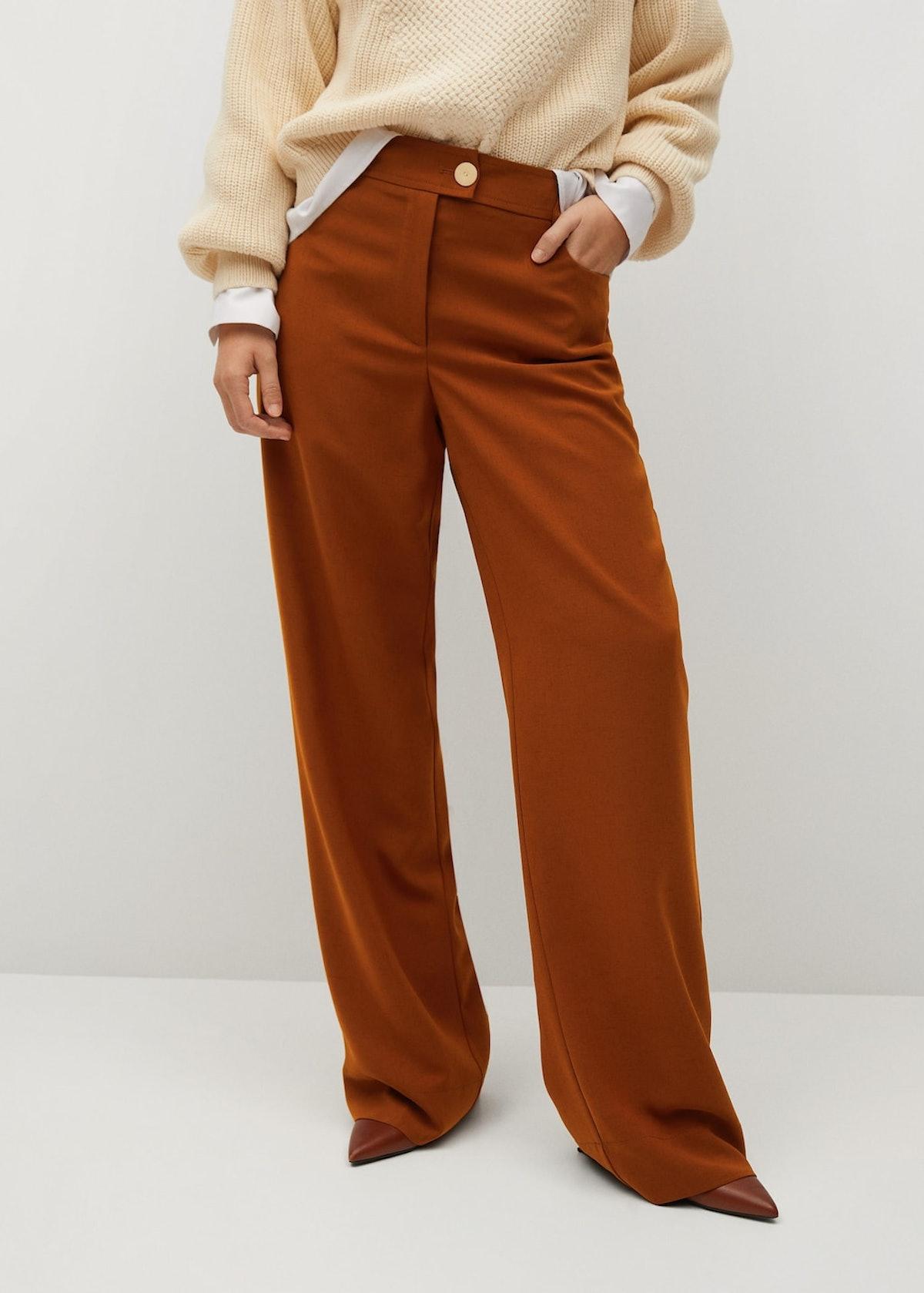 Flowy Flared Pants