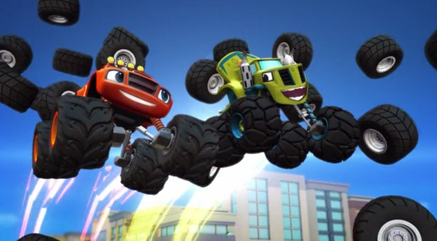 Nick Jr. series, 'Blaze and the Monster Machines' is streaming on Paramount+.