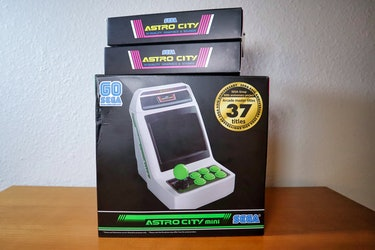 Sega Astro City Mini review: Style Kit. US release. Hack. Games. Arcade Stick. Controller. Limited R...