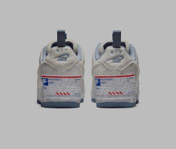 Nike Air Force 1 Experimental Postal Ghost