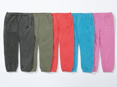 Supreme The North Face SS20 Sweatpants