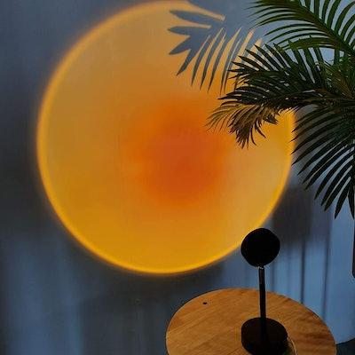 Sunset Projection LED Light
