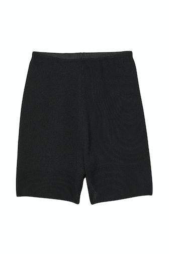 Fine-knit Bike Shorts