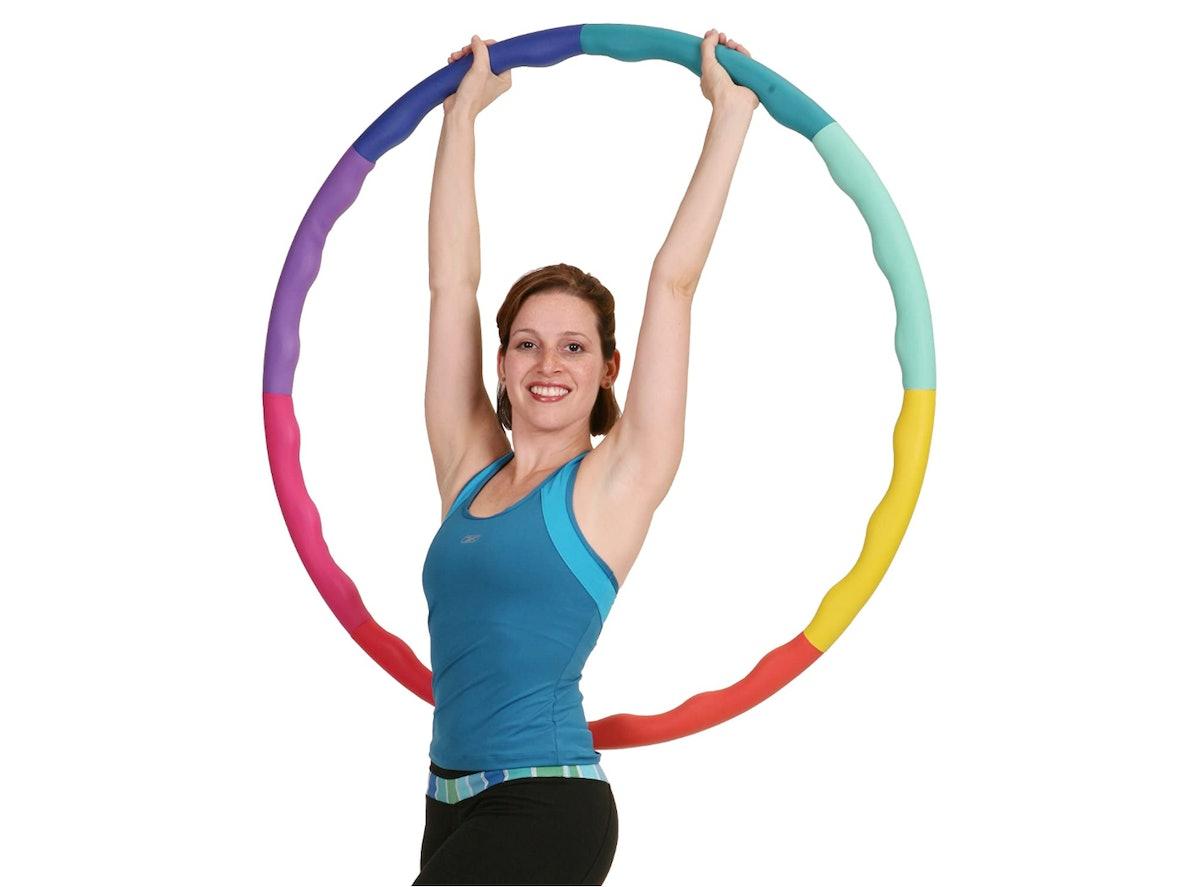 The Sports Hoop Weighted Hoop