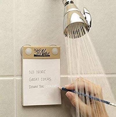 Aqua Notes Water Proof Notepad