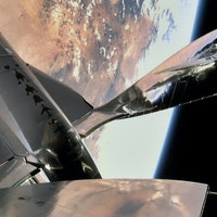 Virgin Galactic: Extraordinary launch video previews space tourism