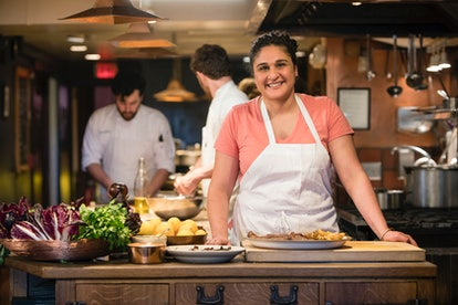 Chef Samin Nosrat, of Netflix fame, hosts online cooking lessons via the New York Times.