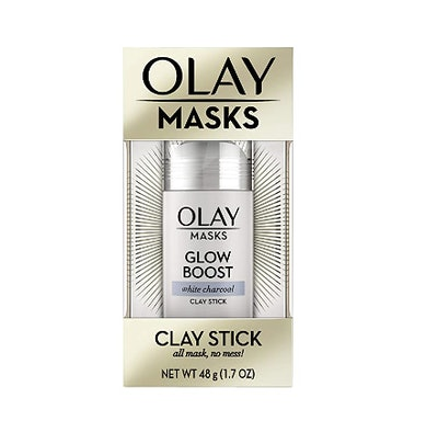 Olay Clay Charcoal Facial Mask Stick