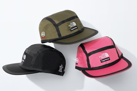 Supreme The North Face Summit Series SS20 Camp Cap