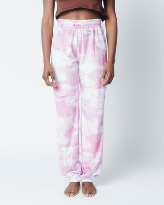 Sweat Pant - Pink Cloud