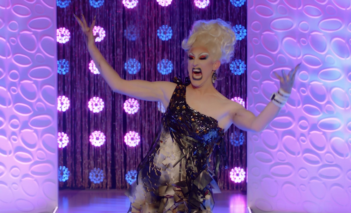 Anita Wigl'it was sent home on Episode 4 of 'Drag Race Down Under.'