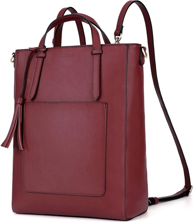 ECOSUSI Convertible Backpack