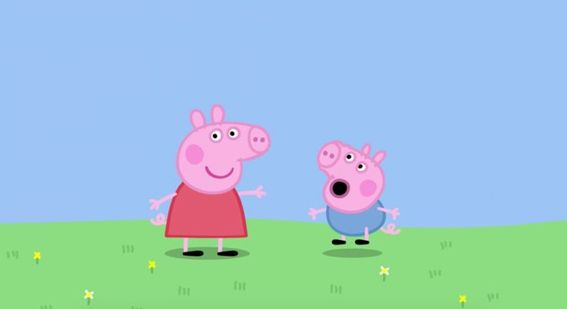 Peppa Pig is a beloved TV series from the United Kingdom.