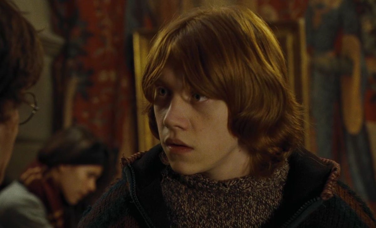 Rupert Grint said a regret of his 'Harry Potter' career is his Ron Weasley's long hair in 'Goblet of Fire.'