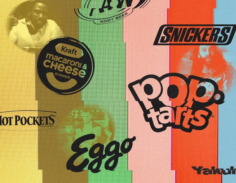 90s snacks like Pop Tarts and Eggo Waffles are making contemporary comebacks for the 90s kids.