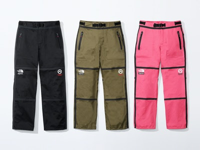 Supreme The North Face Summit Series SS20 Mountain Pants