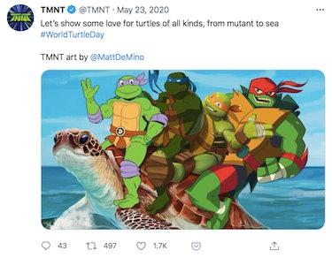 TMNT twitter