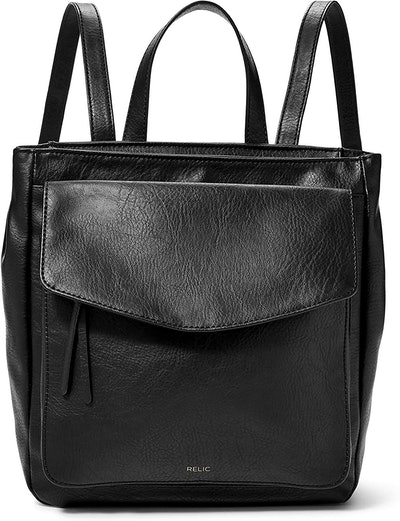 Relic by Fossil Brianna Faux Leather Backpack