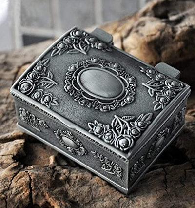Abbraccia Vintage Jewelry Box