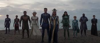 The Eternals assembled