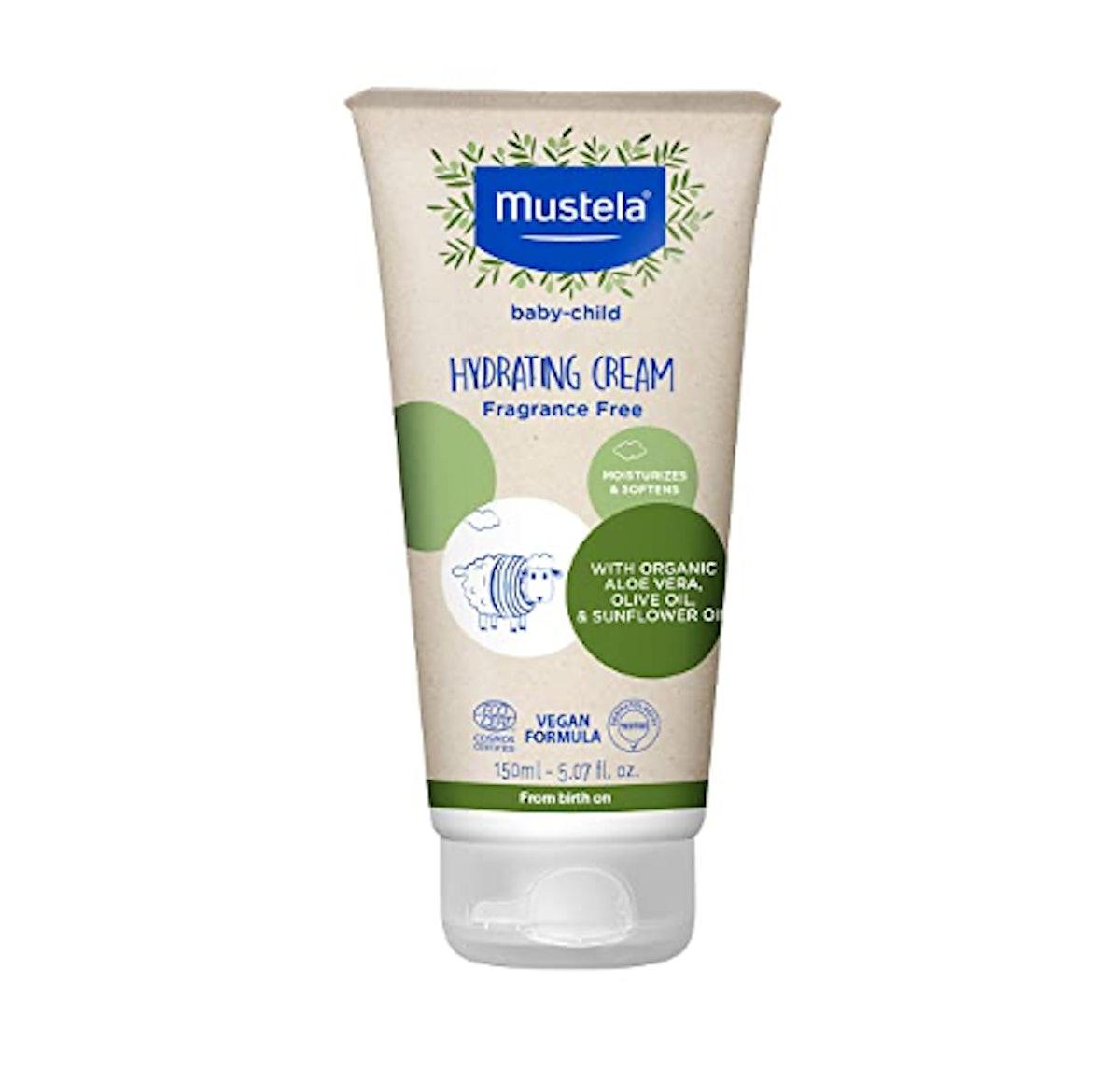 Mustela Baby Organic Hydrating Cream