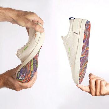 "Undo for Tomorrow ""Nuven"" vegan sneakers"