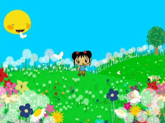 Ni Hao, Kai-Lan is an animated series about Chinese and North American cultures.