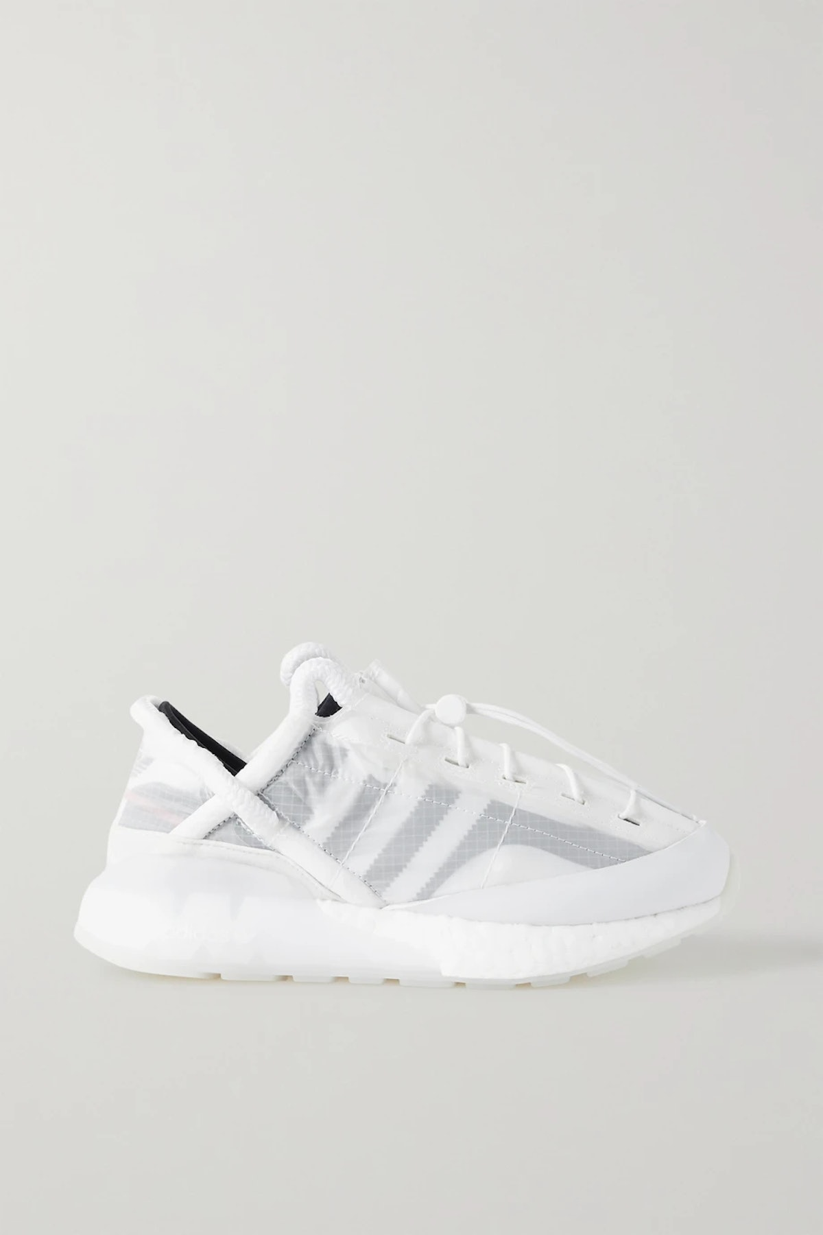 Craig Green ZX 2K Phormar Rubber And Felt-Trimmed Ripstop Sneakers