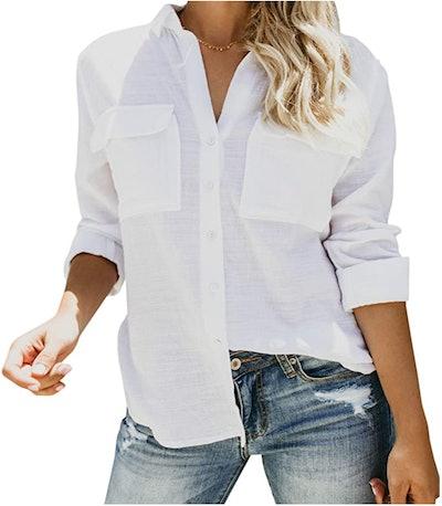 Runcati Button Down Shirt