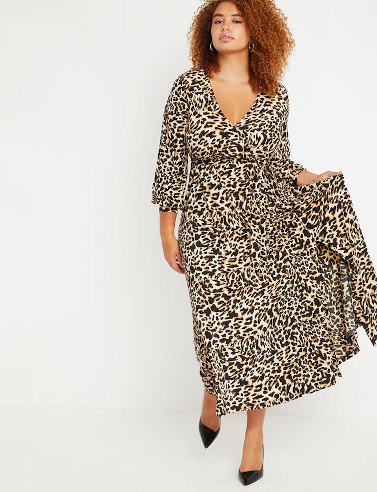 Warp Maxi Dress