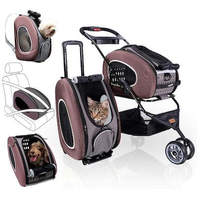 Ibiyaya 5-In-1 Pet Carrier
