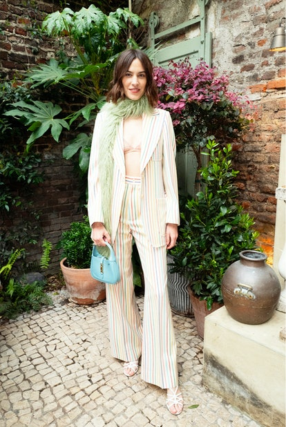 Gucci Beloved Lines hosted by Alexa Chung at Luca on May 20, 2021 in London, England.