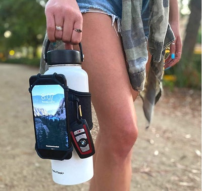 FitWallet Gym Water Bottle Pouch
