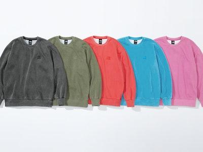 Supreme The North Face SS20 Crewneck Sweatshirts