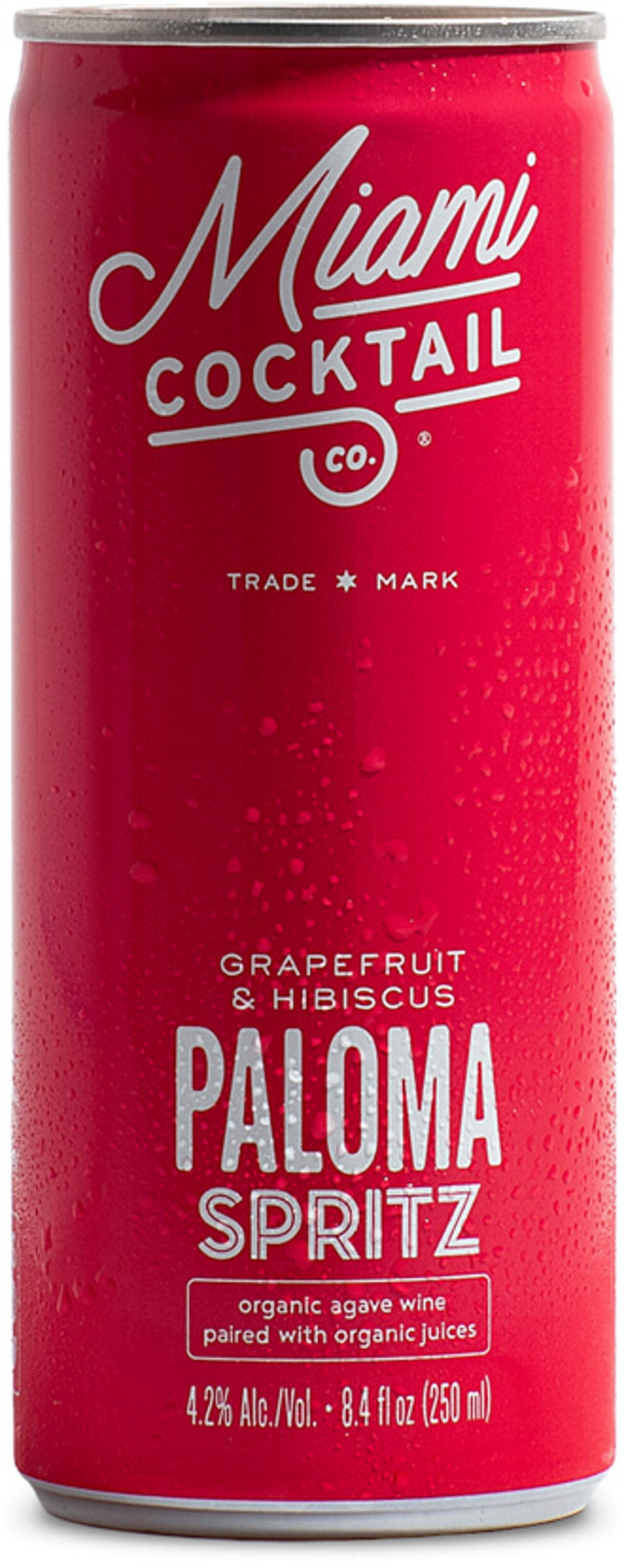 Grapefruit & Hibiscus Paloma Spritz (4-Pack)