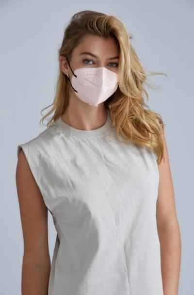 Rose Quartz KN95 Face Mask 10 Pack