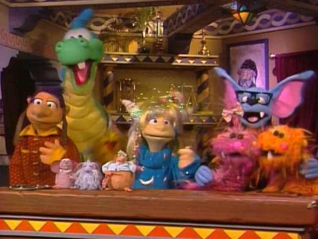 Eureeka's Castle aired on Nick Jr. from 1989 to 1991.