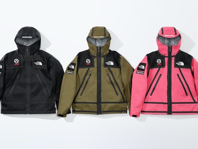Supreme The North Face Summit Series SS20 Shell Jacket