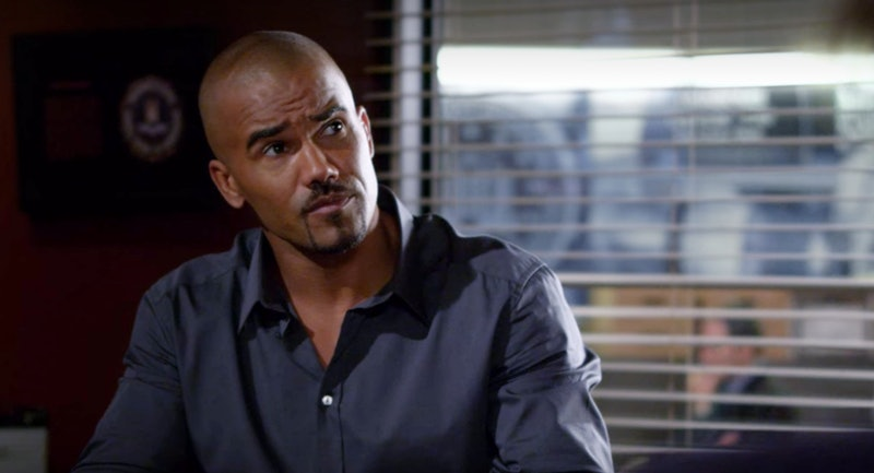 Shemar Moore in Criminal Minds, available to stream on Netflix.
