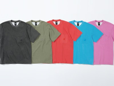 Supreme The North Face SS20 T-shirts
