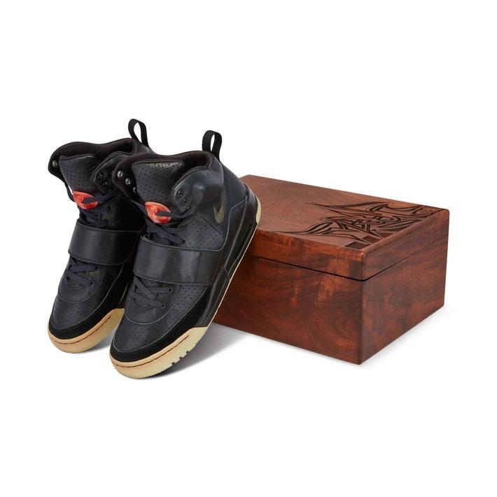 Nike Air Yeezy prototype sample Grammys Kanye West 2008