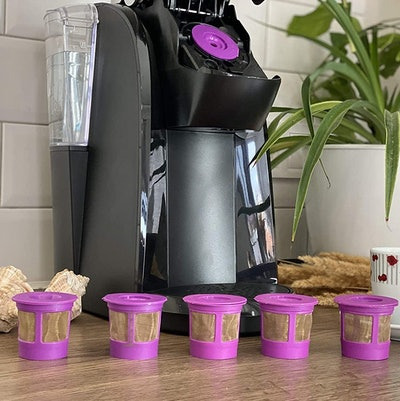 GoodCups Reusable Single-Serve Coffee Cups (6-Pack)
