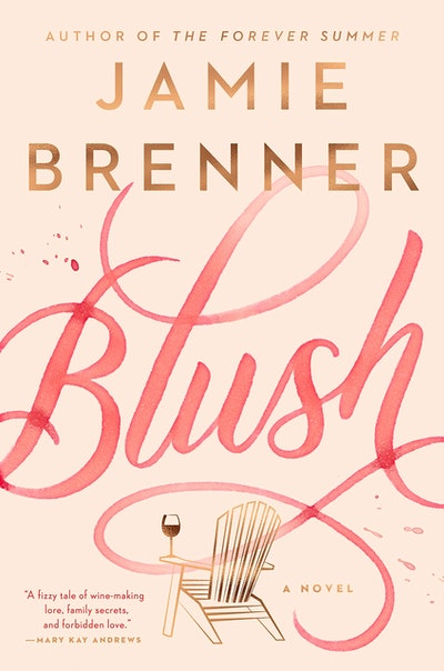 'Blush' by Jamie Brenner