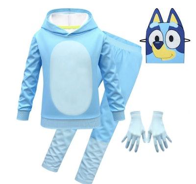 Bluey Costume
