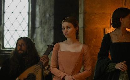 'Anne Boleyn' on Channel 5