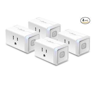 Kasa Smart Plug (4-Pack)