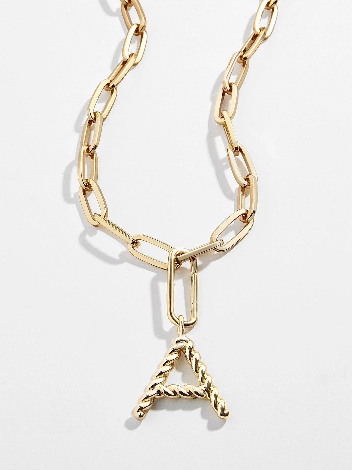 Saga Charm Necklace