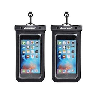 Hiearcool Universal Waterproof Case (2-Pack)