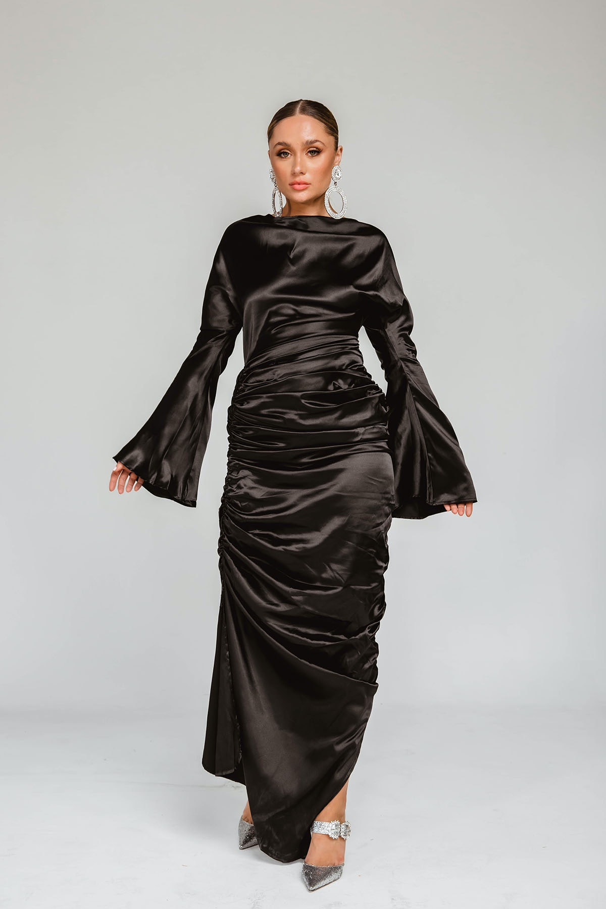 Naomi Dress Black
